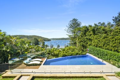 Nine of the most beautiful homes currently for sale around Sydney