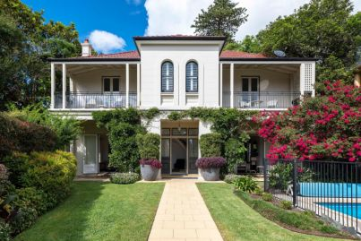 Sydney University sells Woollahra mansion for $9m