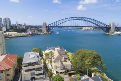 Rugby Australia board member sets North Shore apartment record at $21m