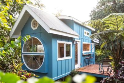 Oasis tiny house designed to look bigger than it really is