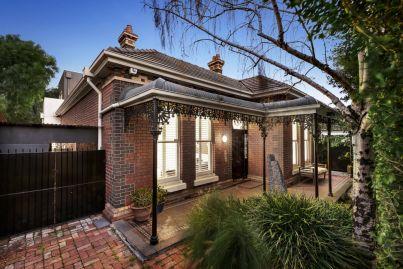 Former Australian Rules footballer Michael Roberts lists Malvern home