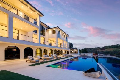 This mansion in California just hit the market for more than $150 million