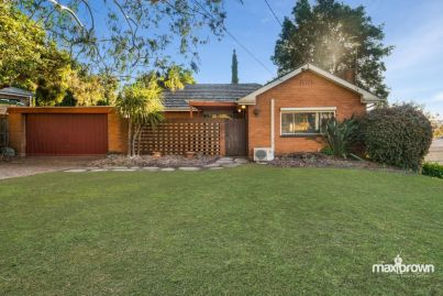 The Melbourne houses under $600,000 on more than 600 square metres