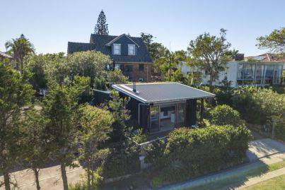 'Like you're sitting on a ship at sea': Landmark northern beaches cabin to sell