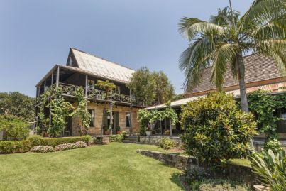 Billionaires offload landmark Sydney home for $6m