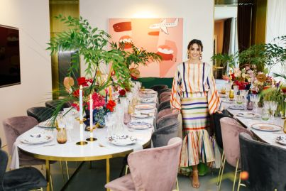Expert tips on hosting the perfect dinner party at home