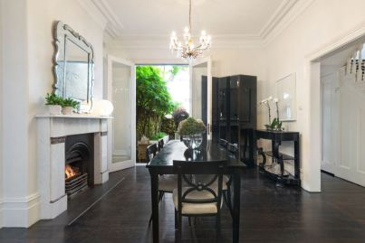 The Paddington townhouse inspired by Yves Saint Laurent for sale