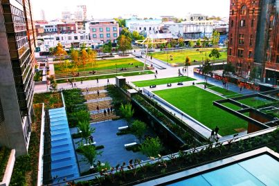 This Sydney park just won a top international award