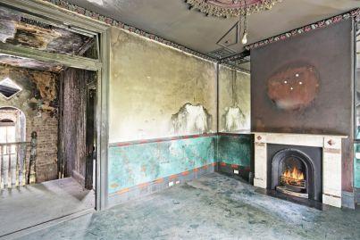 Fire-damaged terrace returns to market after stunning renovation