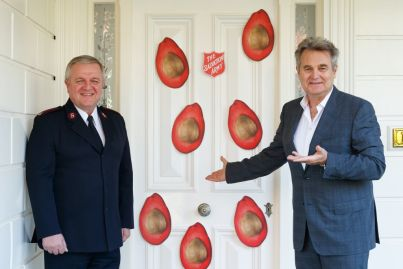 Mirvac encourages Australians to decorate their doors red for charity