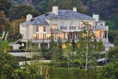 Elon Musk sells $29m Bel Air mansion to techbillionaire