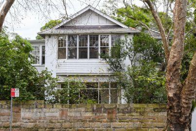AMP boss buys grand Woollahra mansion