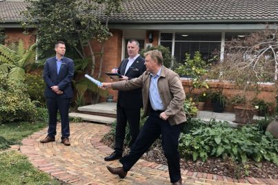 'Location, location, location': Three-bedroom Hackett home fetches $840,000