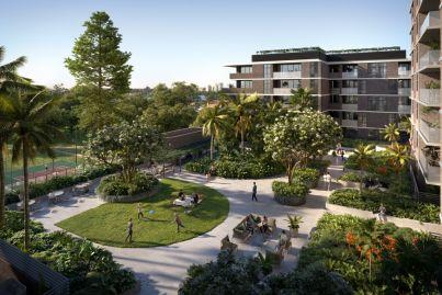 The new residential community hub celebrating Marrickville's industrial heritage