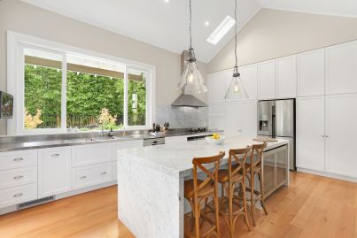 How much kitchen and bathroom renovations cost