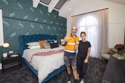 'It looks cheap': Interior experts critique the main bedroom reveals