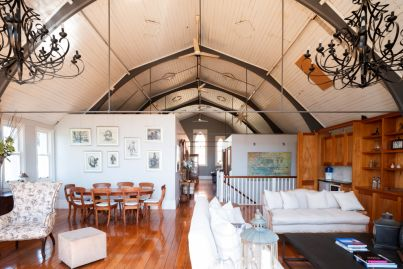 A heaven-sent opportunity to own a revitalised convent in Sydney's inner west