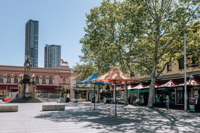 Why Sydney's second CBD is set to only get better for residents and commuters