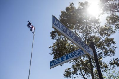 Sydney's world-renowned Olympic Village that nearly never was