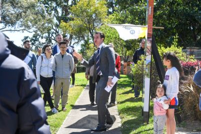 Two run-down houses in Glebe sell for a combined $8.13m at auction