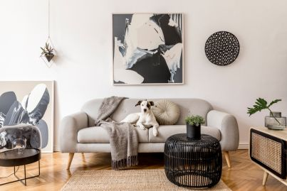 Six ways to brighten your walls with art