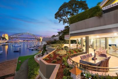 Billionaire pub magnate buys $10.75m waterfront apartment