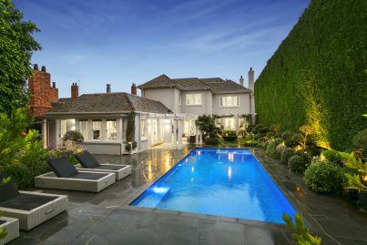 A lasting impression: This 1930s mansion showcases true Toorak style