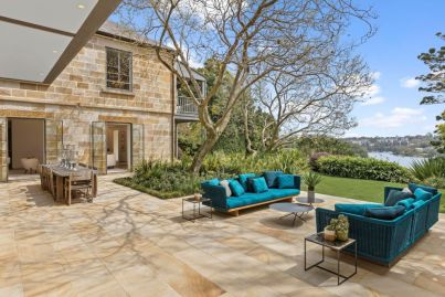Cate Blanchett's former Hunters Hill home is up for grabs