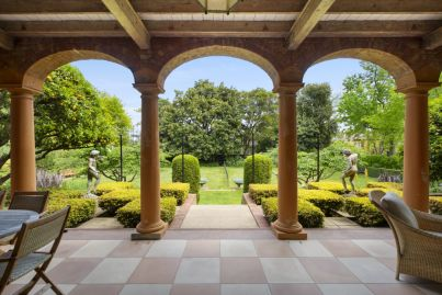 Stately and serene: Inside a legendary Toorak mansion