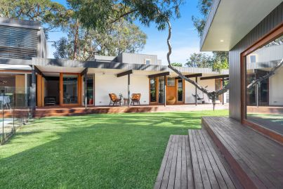 MCA architect's revitalisation of original Ken Woolley home headed for auction