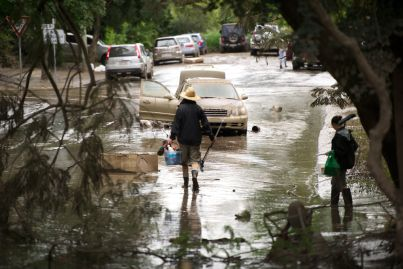 'The floods helped me get into the market': A decade on from disaster