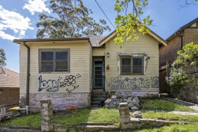 Unliveable Marrickville house for sale with an eye-watering price tag