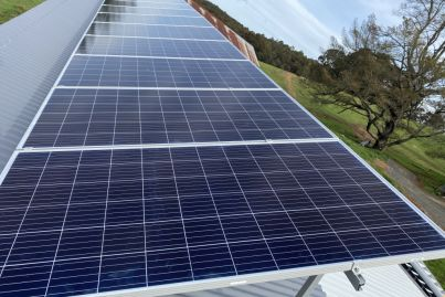 'It's just so neat': Solar-powered airconditioning hits Australia