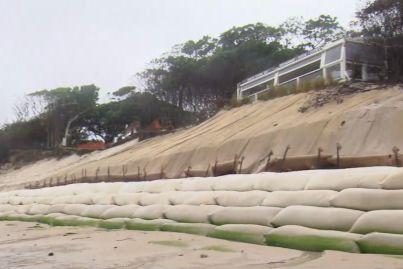 Waterfront properties face rising risks of coastal erosion