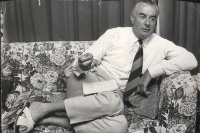 Former PM Gough Whitlam's Sydney home sells for $1.15m prior to auction