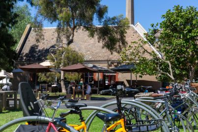 Parks: Abbotsford Convent and Collingwood Children's Farm