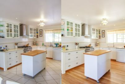 How four simple updates costing $17,000 transformed this 1980s home