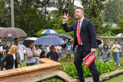 West Pennant Hills house draws 34 bidders, sells for $2.072m