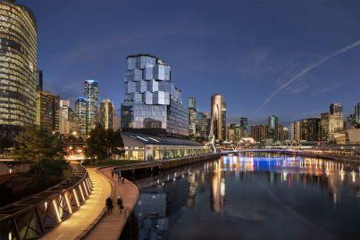 Seafarers development in Docklands sees a former industrial site rejuvenated
