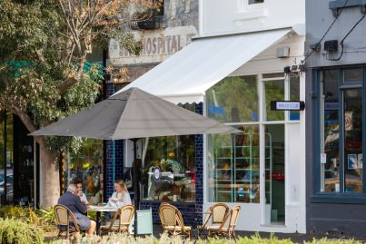 Elegant, independent boutiques are a highlight of this charming Albert Park shopping strip