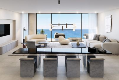 """""""The epitome of luxury"""" - a look inside the glamourous Mondrian penthouses"""