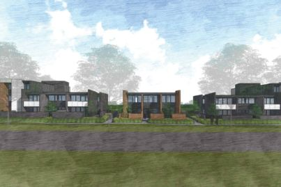 Construction starts on 21 new public-housing homes in Dickson