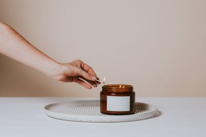 How the scented candle became a luxe home must-have