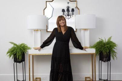Life changing: Stylist turned philanthropist Tina Nettlefold