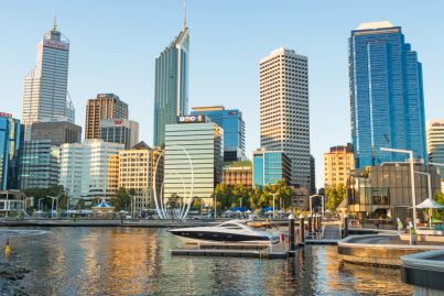Perth's new property record 28 years in the making