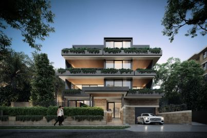 The downsizer-friendly development offering luxury, space and convenience