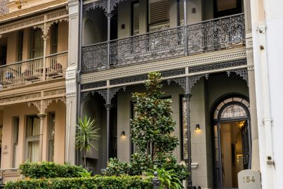 London calling: Inner Sydney starts to attract big prices for single terrace houses