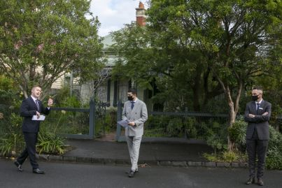 Unrenovated Brunswick home gains almost $1m in seven years as auctions return