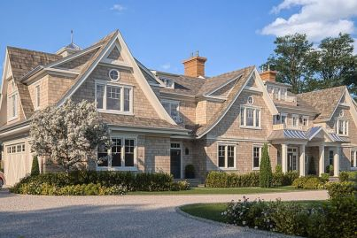 Hamptons mansion featuring a $1.3m TV hits the market for $46.7 million