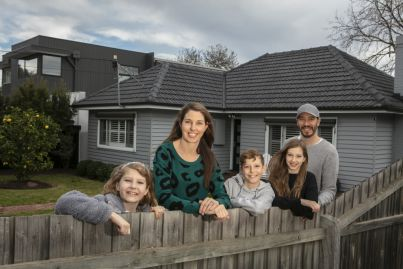 Melbourne's median house price soars to $1m record